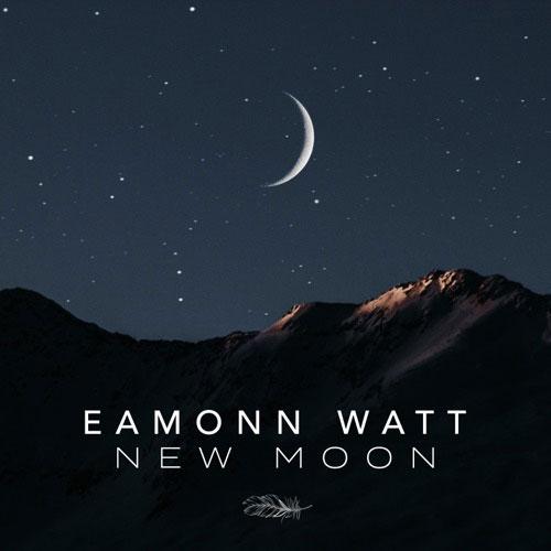 پیانو آرامش بخش New Moon اثری از Eamonn Watt