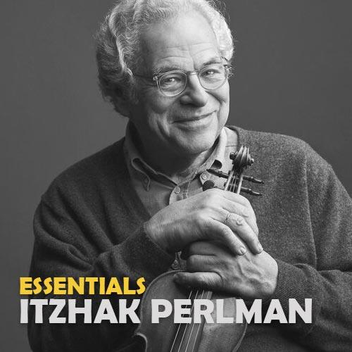بهترین آهنگ ها و آثار ایتساک پرلمان Itzhak Perlman Essentials