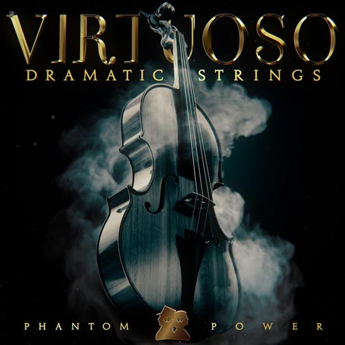 آلبوم موسیقی حماسی Virtuoso Dramatic Strings اثری از Jordi Rica Botarda, Phantom Power