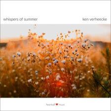 گیتار آرامش بخش Whispers of Summer اثری از Ken Verheecke