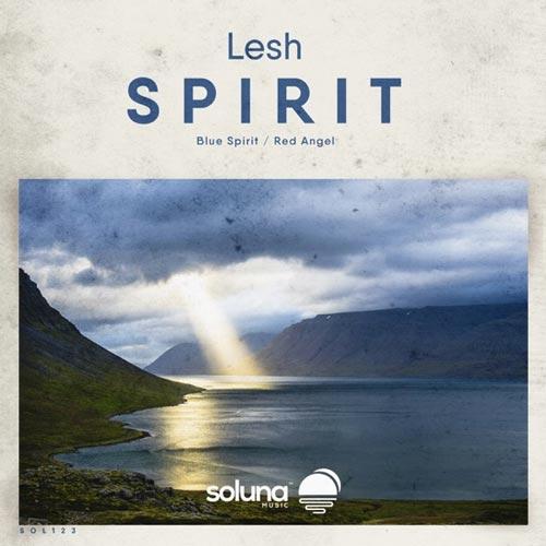 آهنگ پراگرسیو هاوس Spirit اثری ملودیک و پرانرژی از Lesh