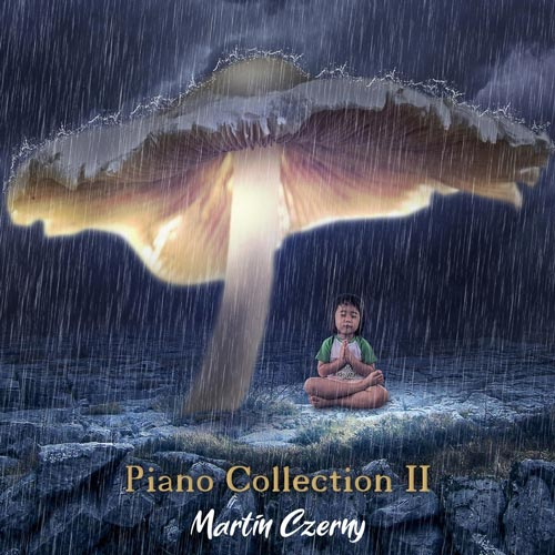 پیانو آرامش بخش Martin Czerny در آلبوم موسیقی بی کلام Piano Collection II