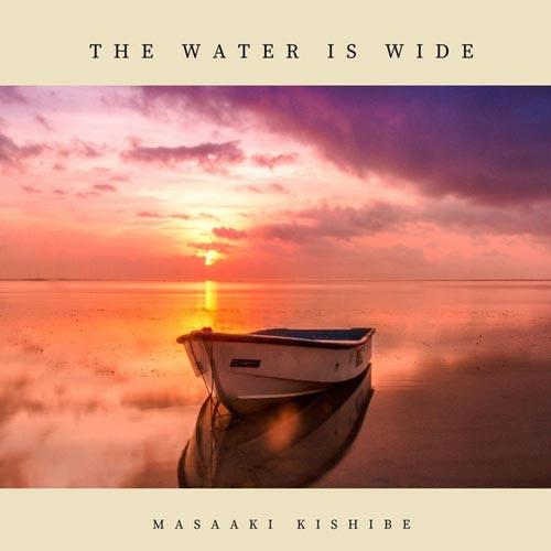گیتار آرامش بخش Masaaki Kishibe در آهنگ The Water Is Wide
