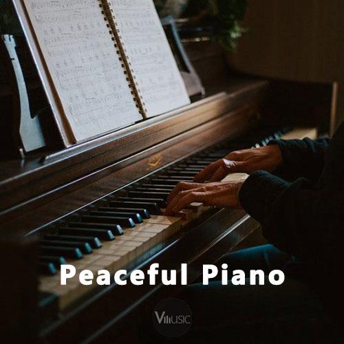 پلی لیست موسیقی بی کلام پیانو آرام و صلح آمیز (Peaceful Piano)