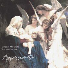 موسیقی بی کلام احساسی Appassionata اثری از Peter Cavallo, Joni Fuller
