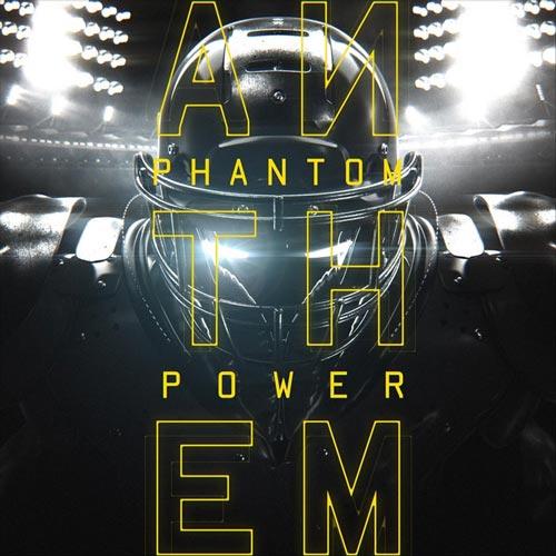 آلبوم موسیقی تریلر راک Anthem اثری پرانرژی و انگیزشی از Phantom Power