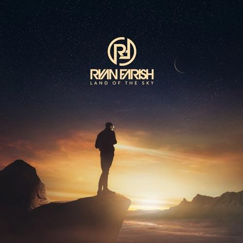 آلبوم موسیقی الکترونیک Land of the Sky اثری الهام بخش از Ryan Farish