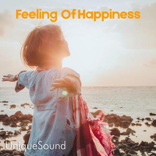 موسیقی پس زمینه شاد گروه UniqueSound در آلبوم Feeling of Happiness
