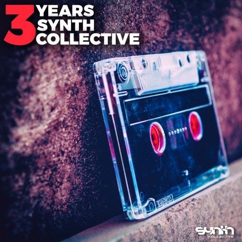 آلبوم موسیقی پراگرسیو هاوس 3 Years Synth Collective از لیبل Synth Collective