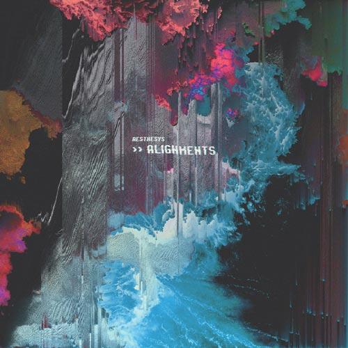 آلبوم موسیقی راک Alignments اثری از Aesthesys