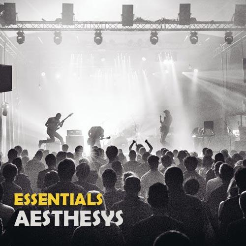 بهترین آهنگ ها و آثار گروه ایزدسیس (Aesthesys The Essential)