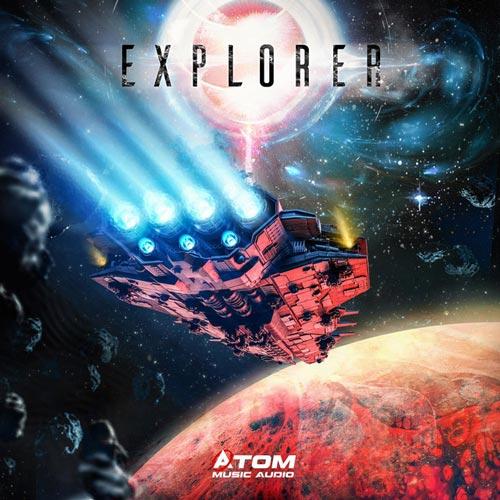 موسیقی تریلر Explorer اثری حماسی و ماجراجویانه از Atom Music Audio