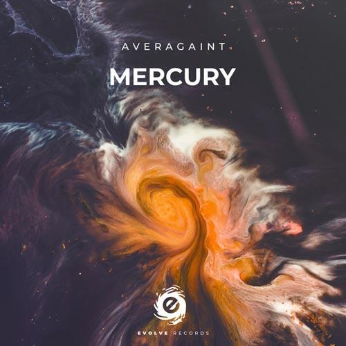 موسیقی ترنس Mercury اثری پرانرژی و پرتحرک از Averagaint