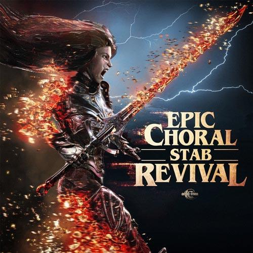 موسیقی تریلر Epic Choral Stab Revival اثری باشکوه و پرهیجان از Gothic Storm