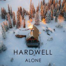 موسیقی الکترونیک Alone اثری از Hardwell