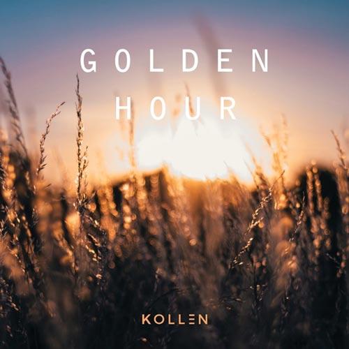 موسیقی بی کلام Golden Hour اثری رویایی و خیال انگیز از Kollen
