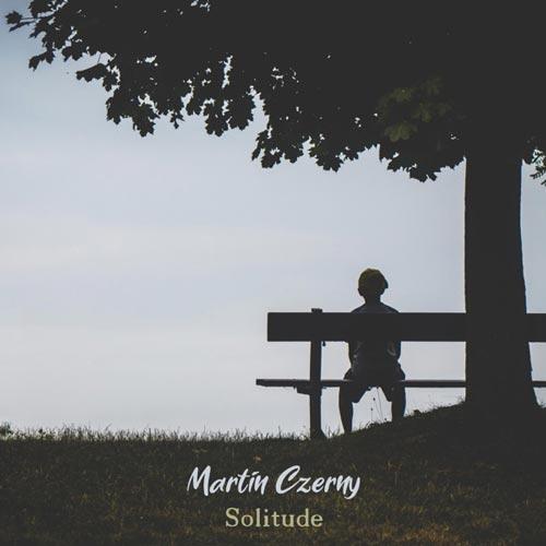 پیانو آرام Martin Czerny در آلبوم Solitude