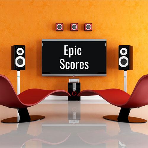 منتخب موسیقی متن فیلم های ماندگار در آلبوم Epic Film Scores