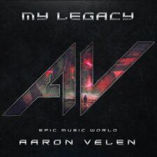 موسیقی تریلر My Legacy اثری حماسی ارکسترال از Aaron Velen