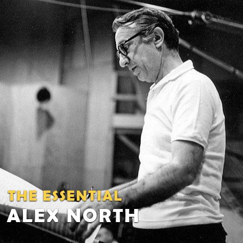 بهترین آهنگ ها و آثار الکس نورث (Alex North)
