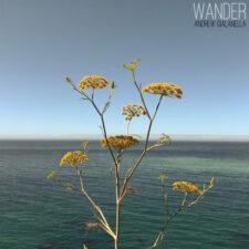 گیتار آرامش بخش Wander اثری از Andrew Gialanella