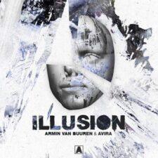 موسیقی الکترونیک Illusion اثری ملودیک از Armin van Buuren & AVIRA