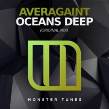 موسیقی ترنس Oceans Deep اثری پرانرژی از Averagaint