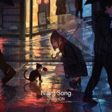 پیانو احساسی Night Song اثری از DYATHON