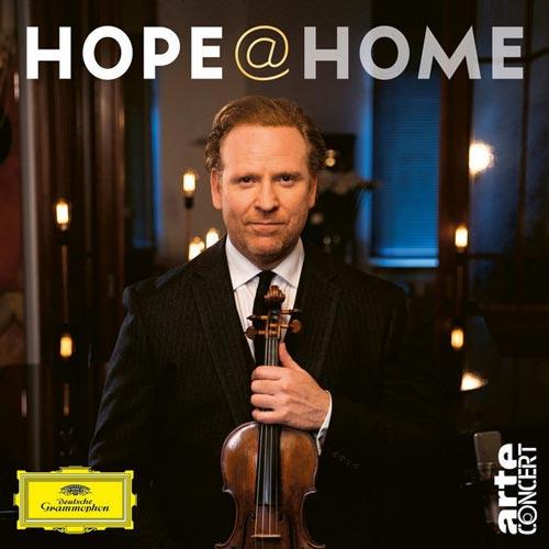 موسیقی ویولن کلاسیک Hope@Home اثری از Daniel Hope