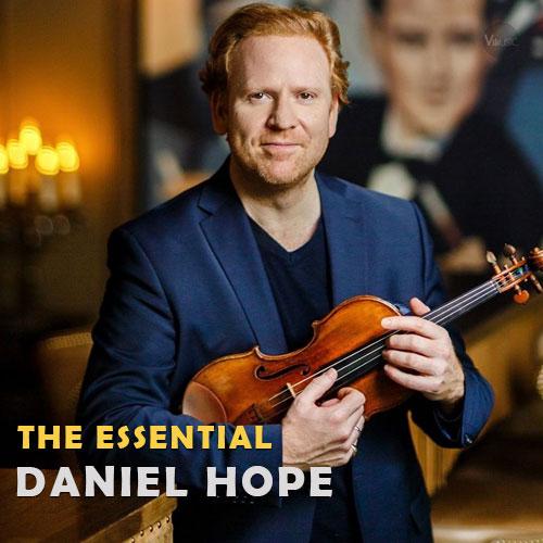بهترین آهنگ ها و آثار دنیل هوپ (Daniel Hope)