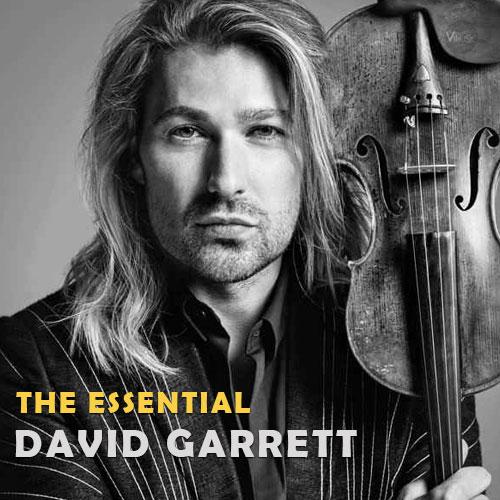 بهترین آهنگ ها و آثار دیوید گرت (David Garrett The Essential)