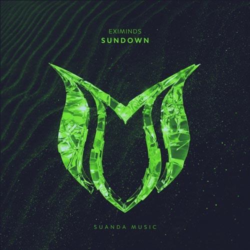 موسیقی بی کلام Sundown اثری ترنس پرانرژی از Eximinds