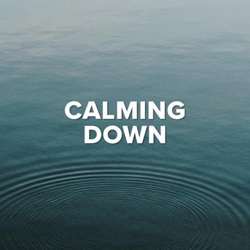 آلبوم موسیقی بی کلام Calming Down برای جلوگیری از ناراحتی ، عصبانیت