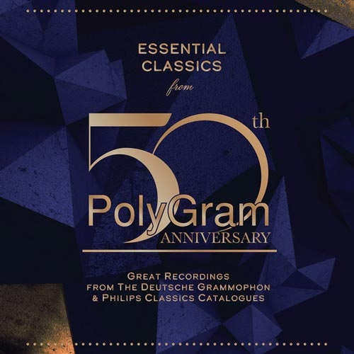 50 قطعه از اصلی ترین آثار موسیقی کلاسیک … پنجاهمین سالگرد لیبل پلیگرم