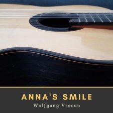 موسیقی بی کلام Anna's Smile گیتار آرامش بخش از Wolfgang Vrecun