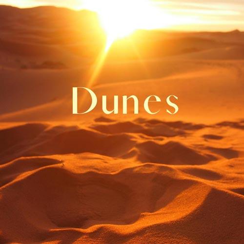 گیتار آرام بخش Dunes اثری از Agustín Amigó