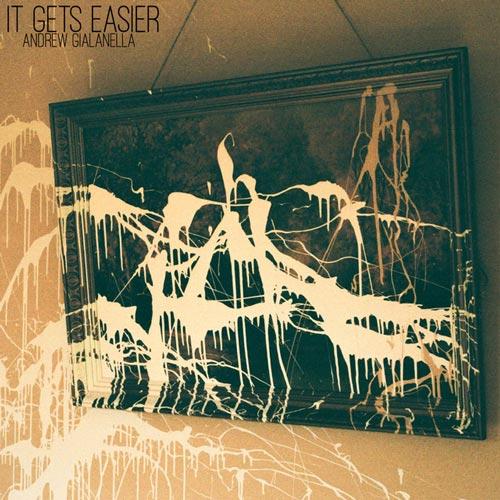 آلبوم موسیقی گیتار آرامش بخش It Gets Easier از Andrew Gialanella