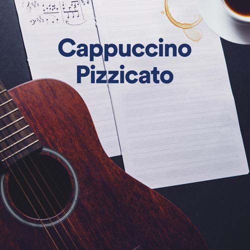 پلی لیست کاپوچینو پیتزیکاتو ، گیتار کلاسیک آرام برای همراهی قهوه شما
