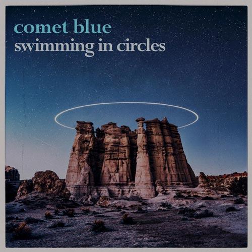 پیانو کلاسیک آرام بخش Swimming In Circles اثری از Comet Blue