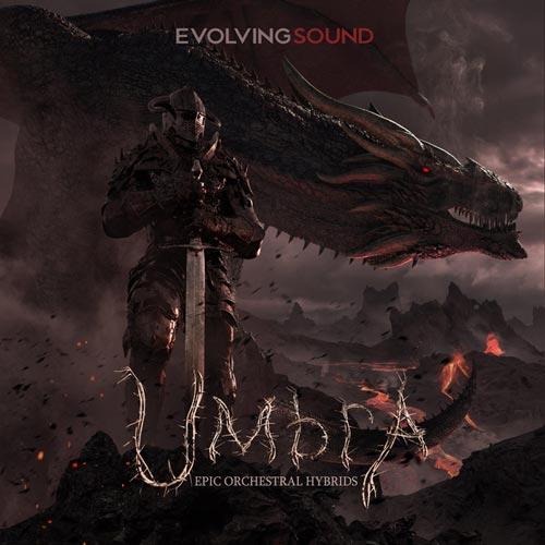 موسیقی تریلر حماسی Umbra اثری از Evolving Sound