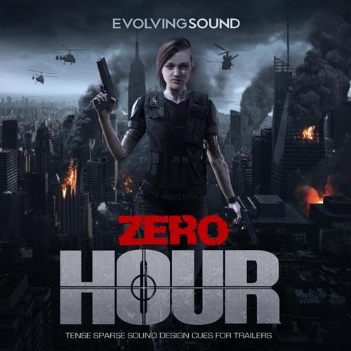 موسیقی تریلر Zero Hour اثری دلهره آور و هیجان انگیز از Evolving Sound