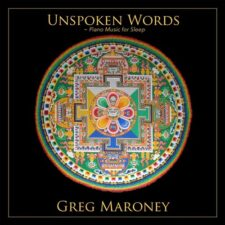 موسیقی بی کلام Unspoken Words Piano Music For Sleep اثری از Greg Maroney
