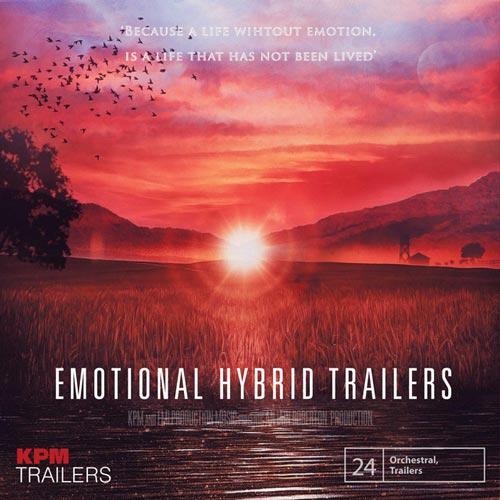 موسیقی تریلر هیبرید احساسی (Emotional Hybrid Trailers) اثری از KPM Trailers