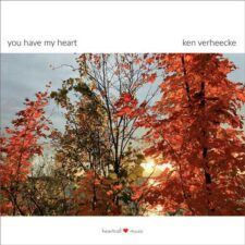آهنگ بی کلام You Have My Heart گیتار احساسی از Ken Verheecke