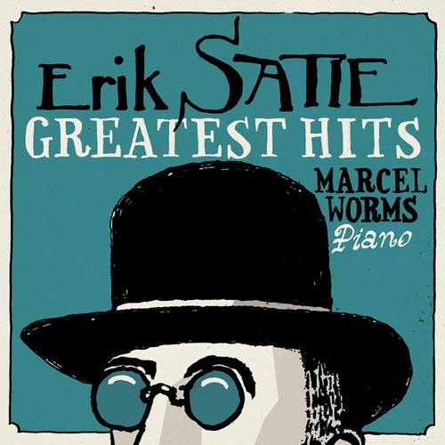 بهترین آثار اریک ساتی (Erik Satie Greatest Hits) با اجرای پیانو مارسل ورمز