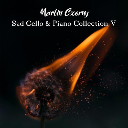 آلبوم ویولنسل و پیانو غمگین نسخه پنجم اثری از مارتین چرنی