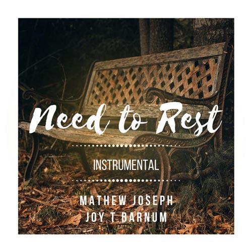 گیتار آرامش بخش Need To Rest اثری از Mathew Joseph