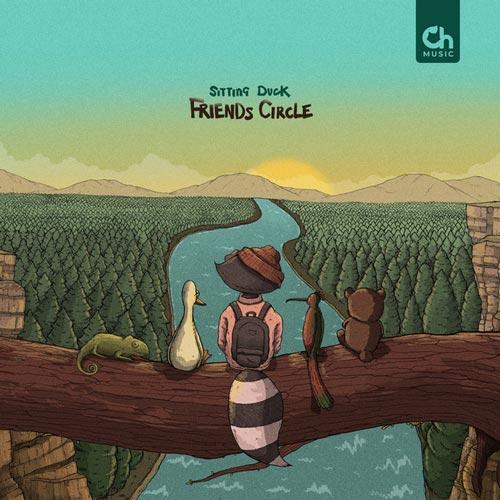 موسیقی چیل هاپ Friends Circle اثری از Sitting Duck