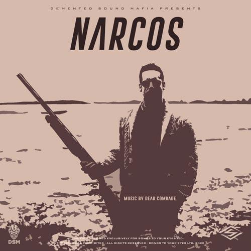 موسیقی تریلر Narcos اثری رازآلود و جنایی از Songs To Your Eyes