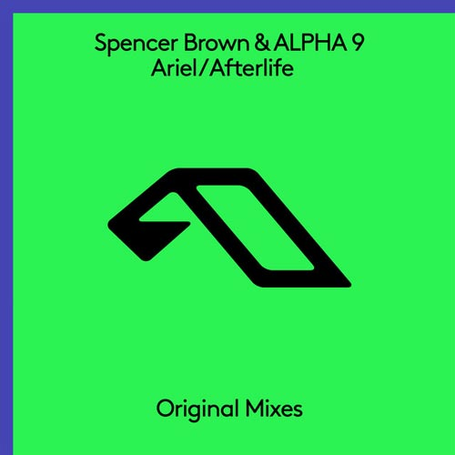 موسیقی ترنس Ariel _ Afterlife اثری از Spencer Brown